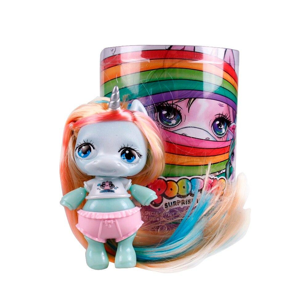 2019 nuevo Poopsie Baba sorpresa unicornio juguetes para niños niñas interesante juguetes para niño entrega al azar estilo de color