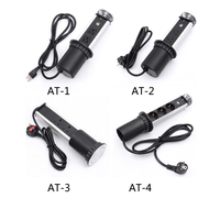 220V 16A PULL POP UP Electrical 3 Plug Socket 2 USB Outlet Kitchen Table Socket Retractable