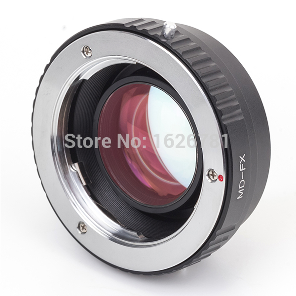 Speed Booster Adaptador de lente reductor focal para la lente - Cámara y foto - foto 4