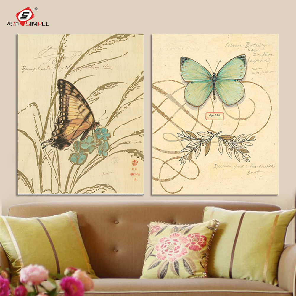 Canvas Art Prints Modular 3 Pieces Wall Decor Paintings Modern Wall ...