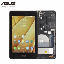 Original Teile Für Für Asus MeMO Pad HD7 ME175CG ME175 K00Z LCD Display Matric Touchscreen Digitizer Sensor Montage mit rahmen