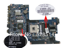 100% Original 618859-001 for ENVY 17 laptop motherboard 100% fully tested in good condition