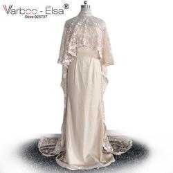 Varboo_elsa Абая в Дубае Кафтан Дубай платье новейшие элегантные женские вечерние платья с высоким воротом платье для выпускного вечера 2018