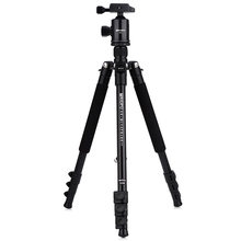 Buy Original TRIOPO K258 + D – 2 61.6 inch Aluminum Alloy Camera Video Tripod Monopod with Quick Release Plate