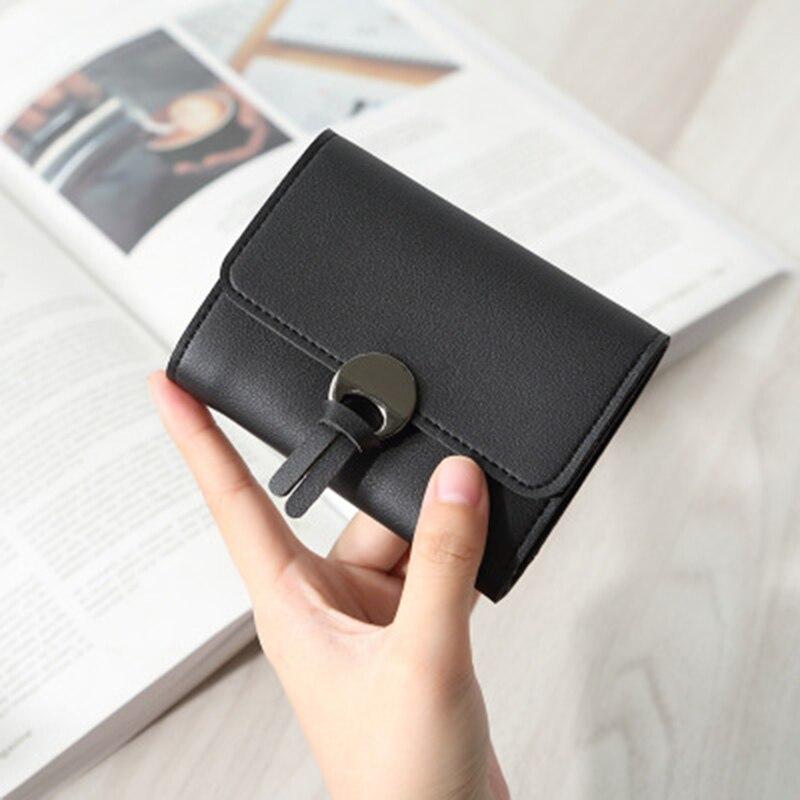 2019 Mode Damen Brieftaschen Einfache Zipper Geldbörsen Schwarz Weiß Grau Weiß Langen Abschnitt Kupplung Brieftasche Weiche Pu Leder Geld Tasche Attraktive Mode