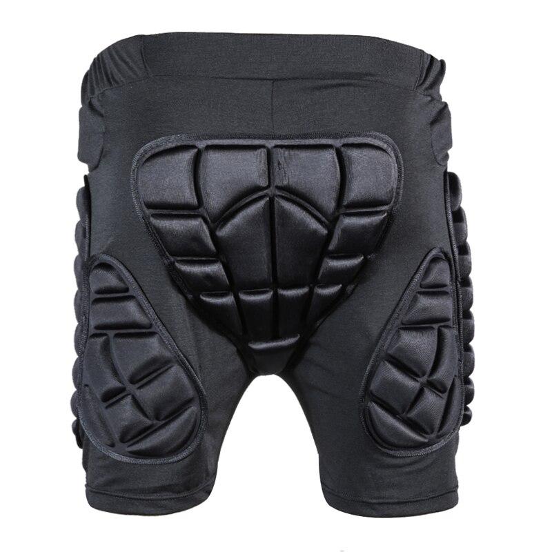 sport short protective hip butt pad bicycle ski skate. Black Bedroom Furniture Sets. Home Design Ideas