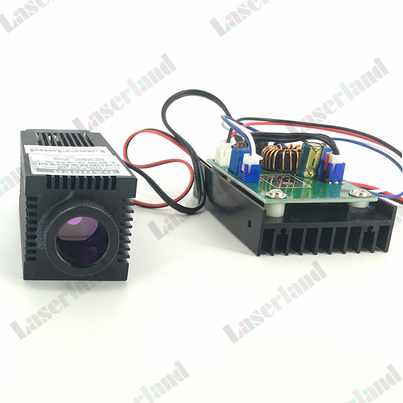 Focusable 250mW 980nm IR Infrared Laser Diode Module w/TTL ir infrared laser diode module bl m 980nm 30mw module w ttl 0 100khz