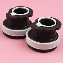 2pcs/lot Intake Manifold Boot For Stihl 017 018 MS180 MS170 MS 170 180 Chainsaw Spare Replacement Tool Part