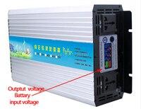 Бесплатная доставка, 3000 Вт решетки галстук инвертора DC12V/24 В/48 В Чистая синусоида Инвертор для ветротурбины /солнечный Системы, 6000 Вт пик Мощ