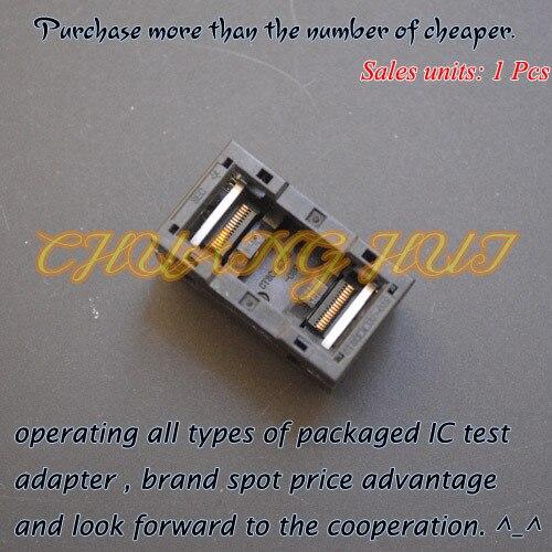 IC TEST Detect CTCSOO32-039 test socket tsop32 ic socket