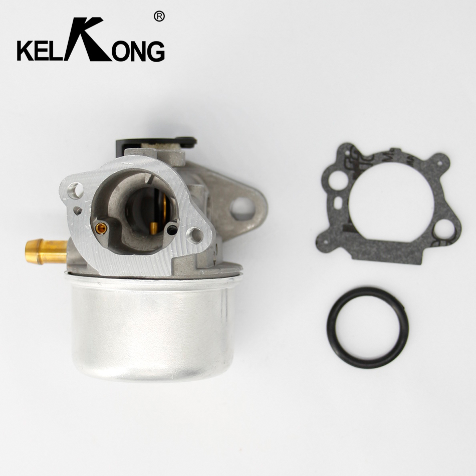 KELKONGCarburetor For Briggs & Stratton 799868 498254 497347 497314 498170 Carb Replacement With Gasket