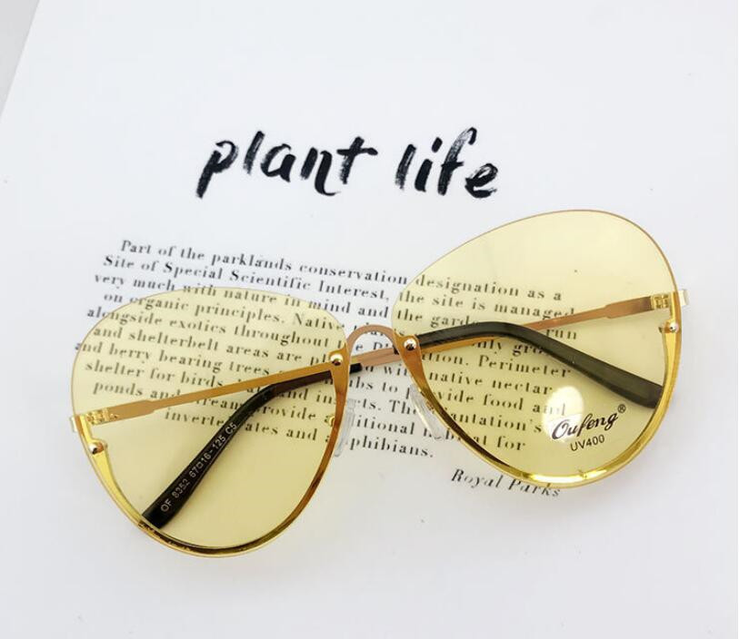 2018 New Women Sunglasses (