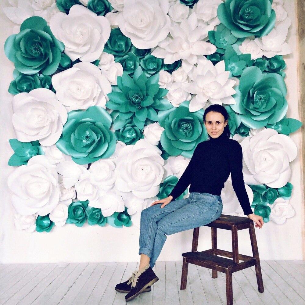 83pcs Set Mix Size Cardstock Decorative Giant Paper