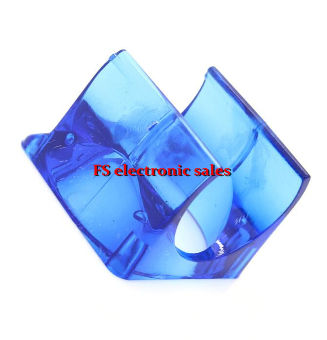 5 pcs 3D printer parts DIY E3D V6 Injection Moulded Fan Duct injection molding cooling fan housing guard free shipping