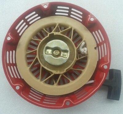 Livraison gratuite recul démarrage moteur à essence 177F 188F GX240 GX270 GX340 GX390 9hp 11hp 13hp poignée démarreur costume pour kama kipor