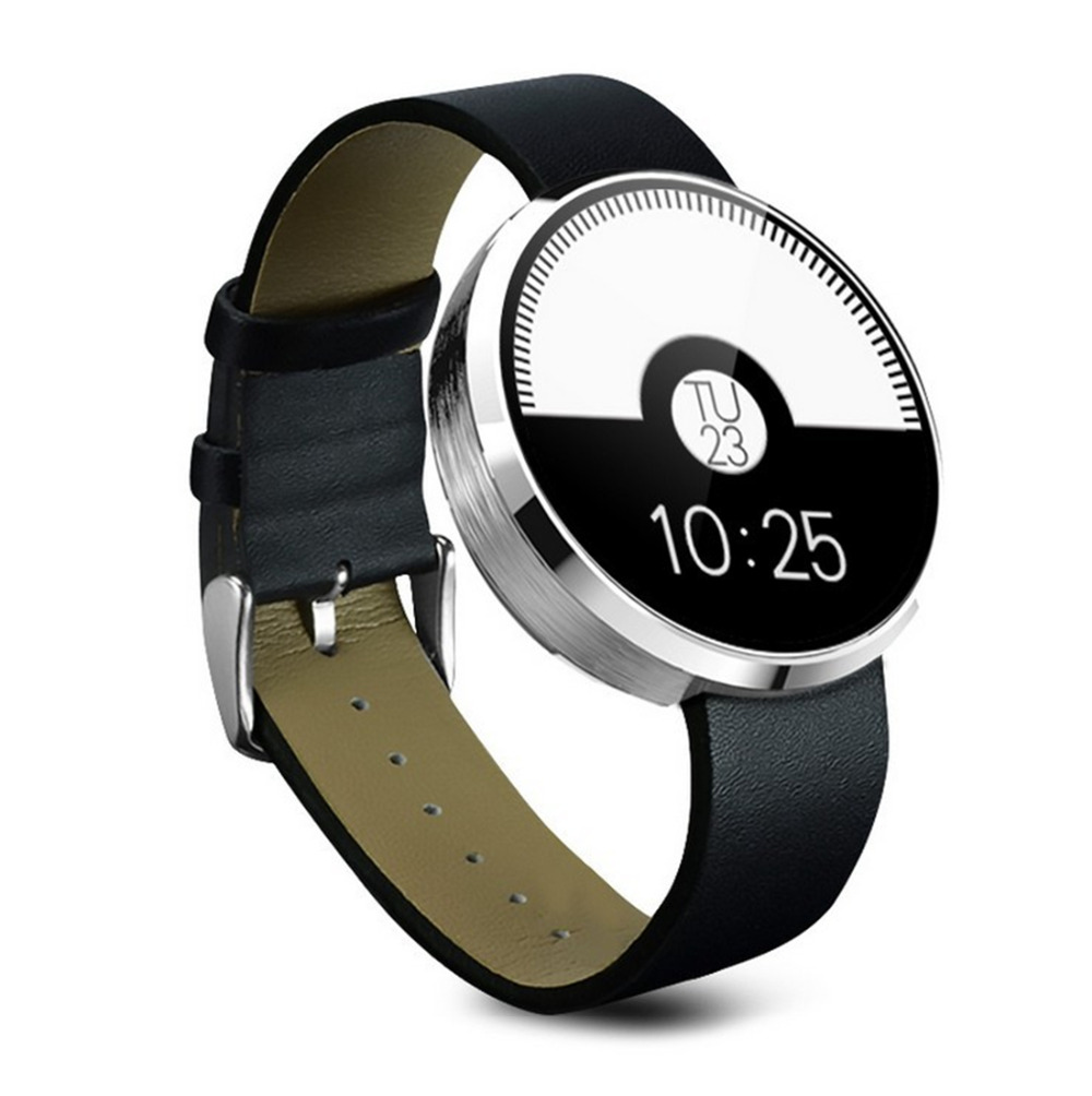 HOT Arrive DM360 font b smart b font font b watch b font Heartrate monitor IPS