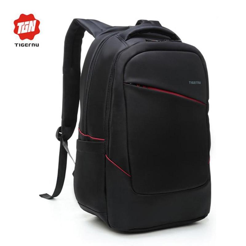 ФОТО Tigernu Brand15.6 Inch Laptop School Backpacks Bags for Boys Back Massage summer Bagpack Men's Casual Daypack Mochila Escolar