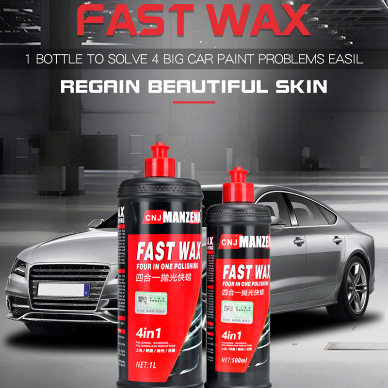 Us 16 5 2019 Car Paint Scratch Repair Fine Wax 500ml Paint Care Scratching Repair Kit For Automotive In Polishing Grinding Materials Set From
