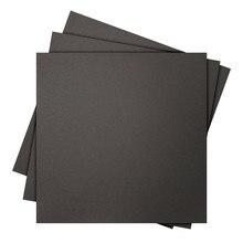 1 шт. 300×300 мм матовые с подогревом Стикеры печати построить Простыни ДЕТСКИЕ ПОСТРОИТЬ пластины ленты на платформе Стикеры с 3 м поддержку F/3D-принтеры