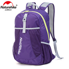 цены на NatureHike  22L Backpack Sport Travel Backpack Ultralight Outdoor School Backpacks Bags Men Women Bag  в интернет-магазинах