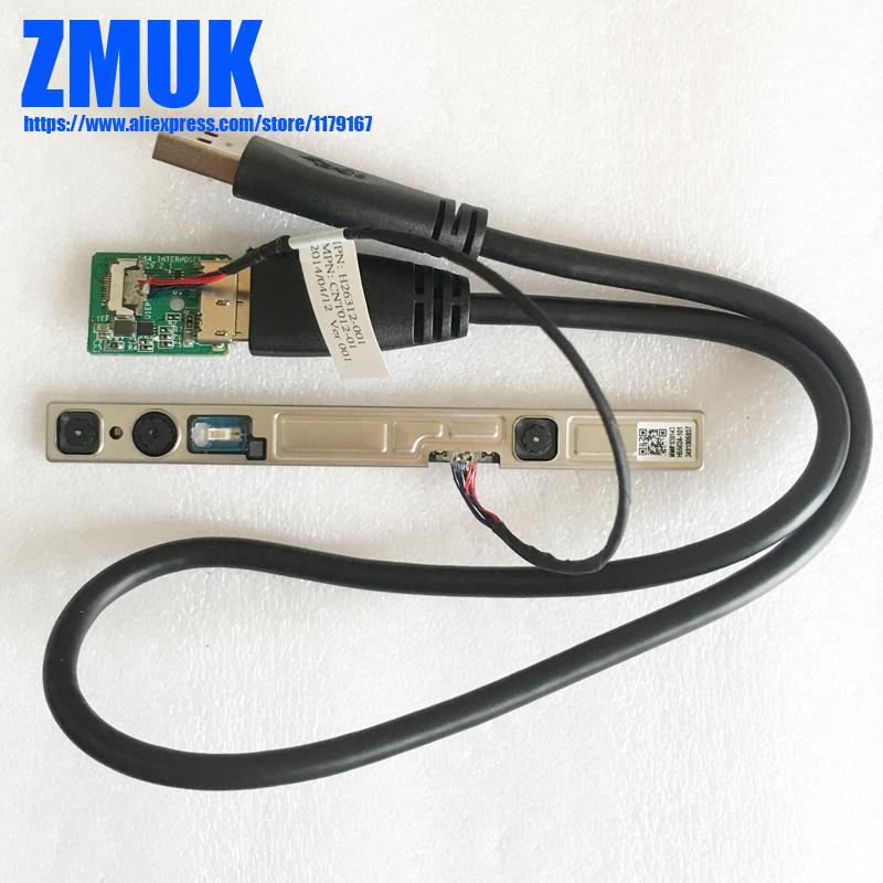 3D RealSense Camera R200 w/ Cable For Intel RealSense 3d RealSense Camera,82634DSB2P int realsense f200 r200 sr300 3d camera module w cable 82535ivchvm