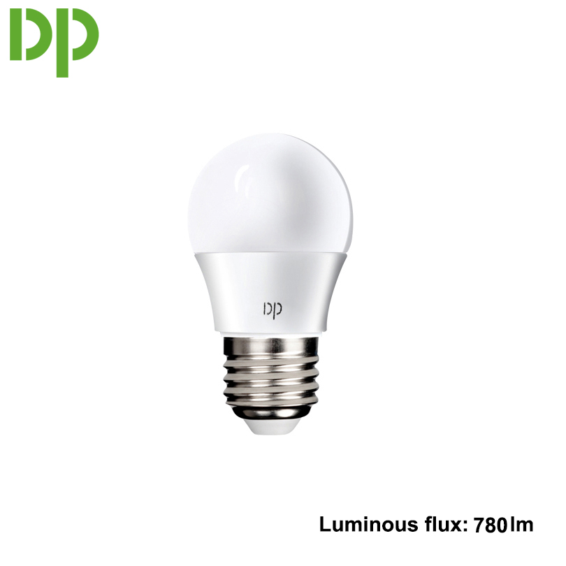 Duration Power LED Light Bulbs 9W Cold White 6500 - 7500K Warm Light 2700 - 3500K LED Bulbs E27 Base LED Daylight Light Bulb