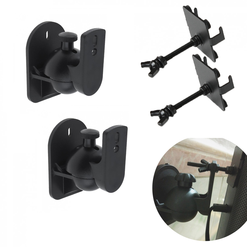 High Quality Rotatable Speaker Wall Mount Stand Surround Sound Speakers Wall Brackets For Xiaomi Speaker