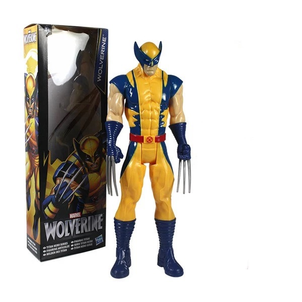 2017 New Free Shipping Marvel Super Hero X-men Wolverine PVC Action Figure Collectible Toy 1231CM