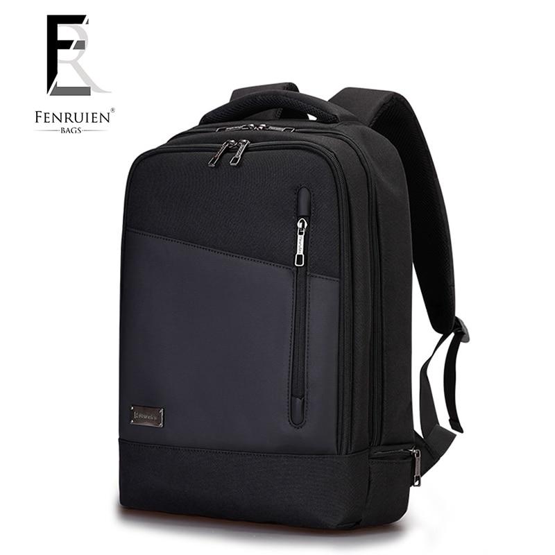 USB Charging Men 15.6 inch Laptop Backpack Waterproof School Bagpack Mochila Masculina Women Travel Backpack Anti theft Male