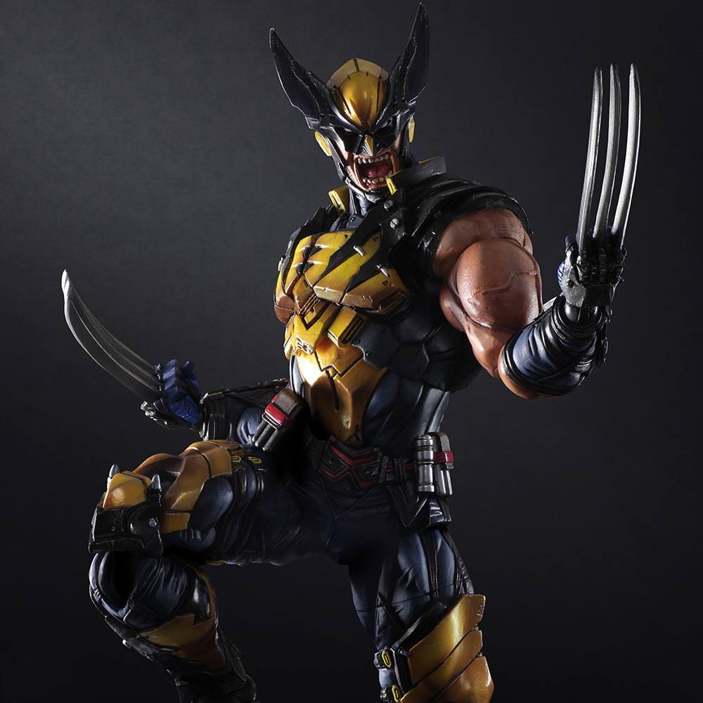 X-MEN Action Figure – Wolverine | 26cm
