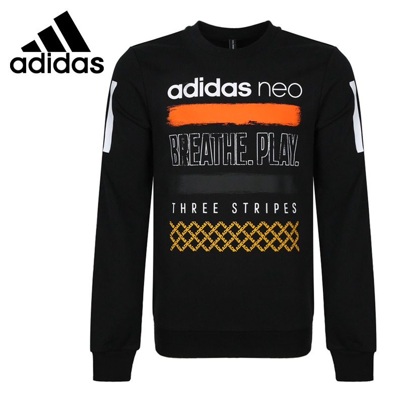 Original New Arrival  Adidas NEO Label CS G BBL SWT Men's  Pullover Jerseys Sportswear