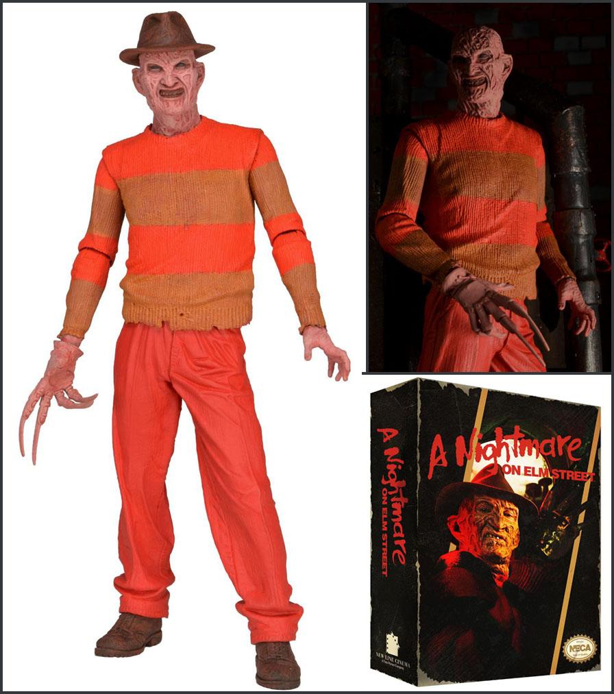 NECA 7-Inch Nightclub Special Edition SPECIAL Freddy Krueger Freddy neca kontra bill