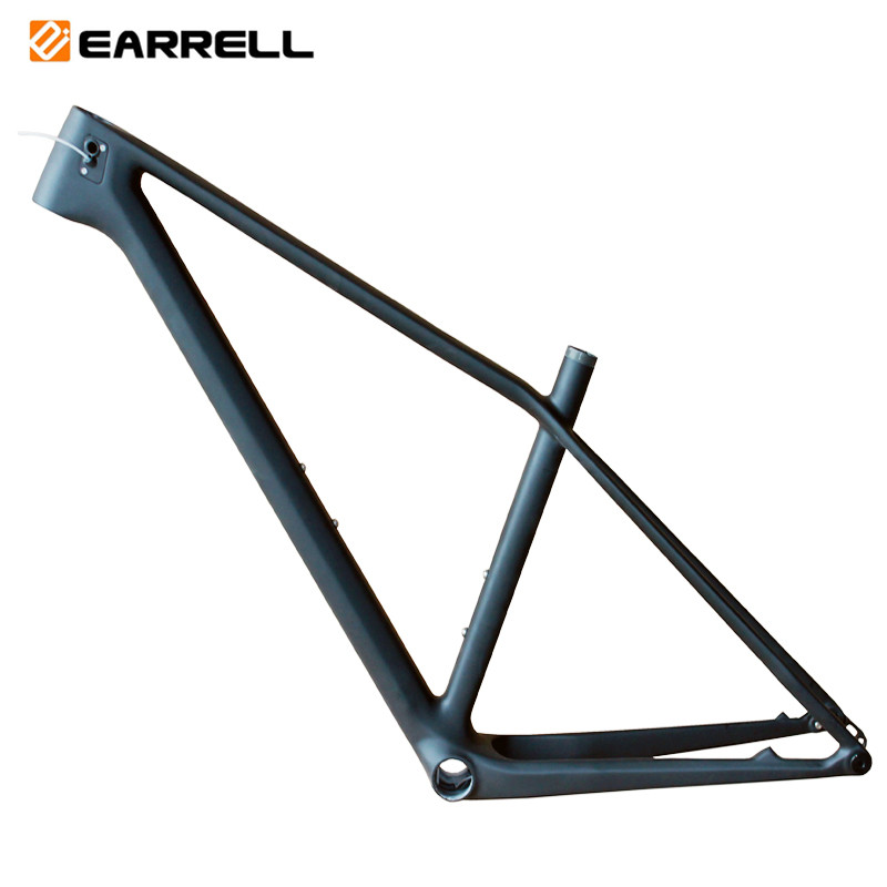 2018 NEW full <font><b>carbon</b></font> mtb <font><b>frame</b></font> 29er cadre carbone t1100 <font><b>carbon</b></font> Mountain bike <font><b>frame</b></font> <font><b>29</b></font> super light Thru-axle 142*12 image