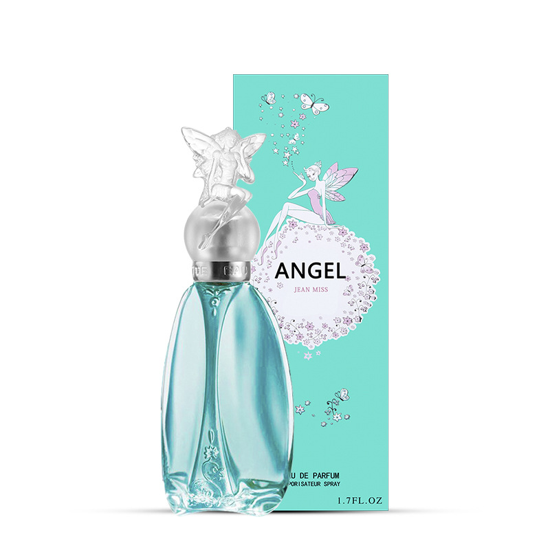Angel 50ml Brand Women Perfume Feminino Flower Fruit Fragrances Body Spray Parfum Long Lasting Mujer Liquid Antiperspirant WP38