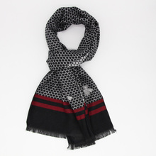 Newest fashion design casual scarves winter Men's viscose Scarf luxury Brand High Quality Warm Neckchief Modal Scarve LL180105