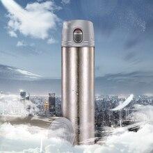 FEIJIAN термос бутылка титана с двойными стенками Термокружка для путешествий вакуумная кружка для воды офисная деловая подарочная коробка