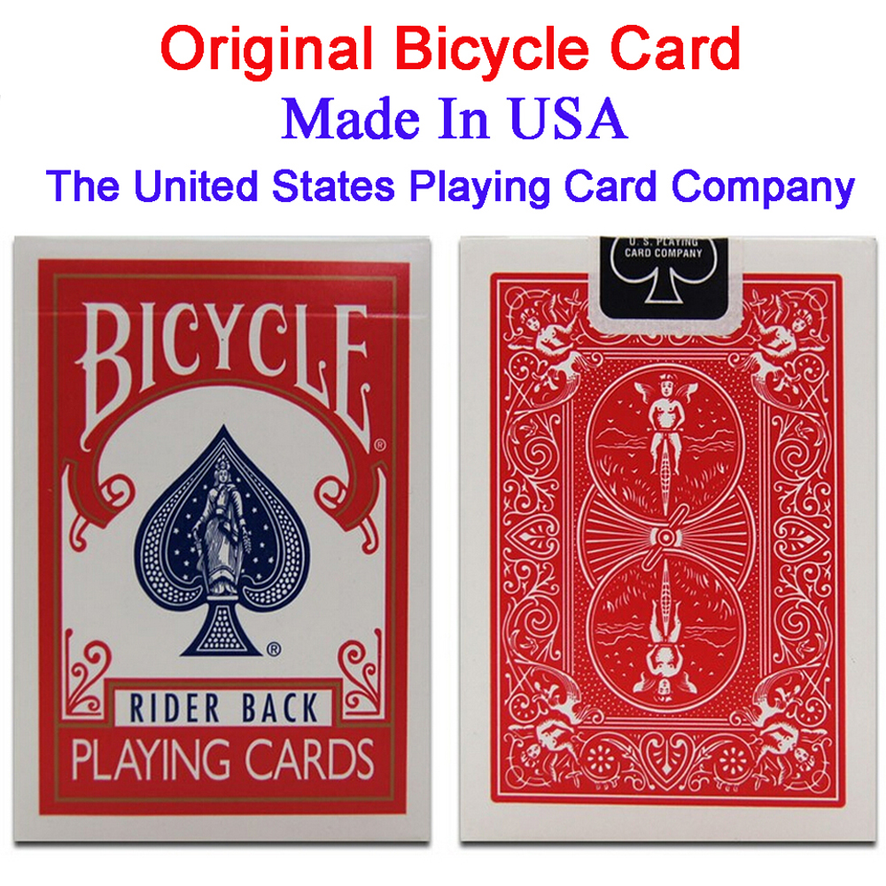 original bicycle cards
