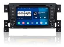 S160 Android 4.4.4 CAR DVD player FOR SUZUKI GRAND VITARA (2005-2012) car audio stereo Multimedia GPS Head unit