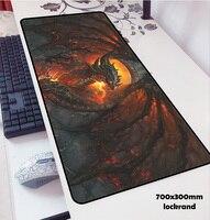 Hearthstone коврик для мыши 700x300x3 мм коврик для мыши notbook компьютерная мышь с массовым рисунком игровой коврик для мыши геймер к клавиатуре коврик...