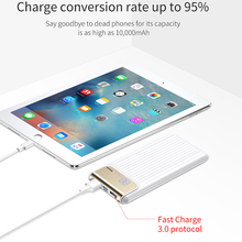 Quick Charge 3.0 10000 mAh Power Bank