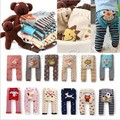 New Cool Model Kids baby PP Pants Multi-style Cotton Toddler Trousers