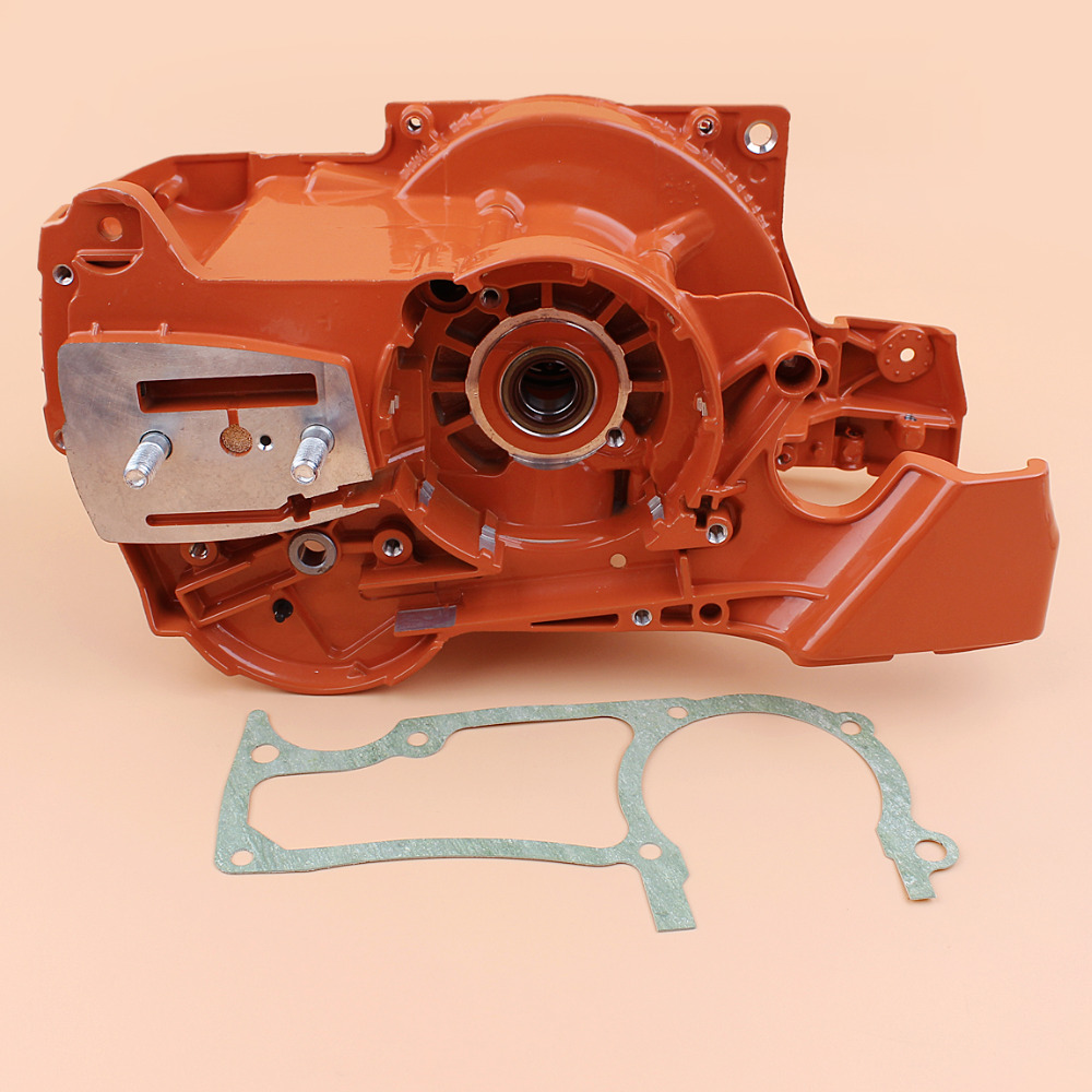 Crankcase Crank Bearing Oil Tank Engine Housing For HUSQVARNA 365 362 371 372 372XP Chainsaw Motor Parts