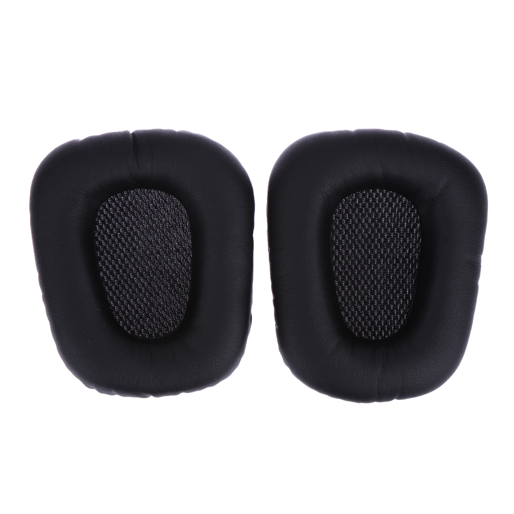 Superior Quality 1 Pair Replacement Ear Pads Cushions For Razer Electra Gaming Pc Music Headphones