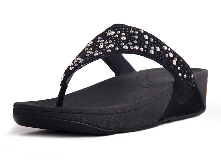 58feae9dd4fb71 Fashion Brand Womens Bling Platform Flat Flip Flops Sandals Comfortable  Rokkit Seisei Leisure Beach Sandals On Sale