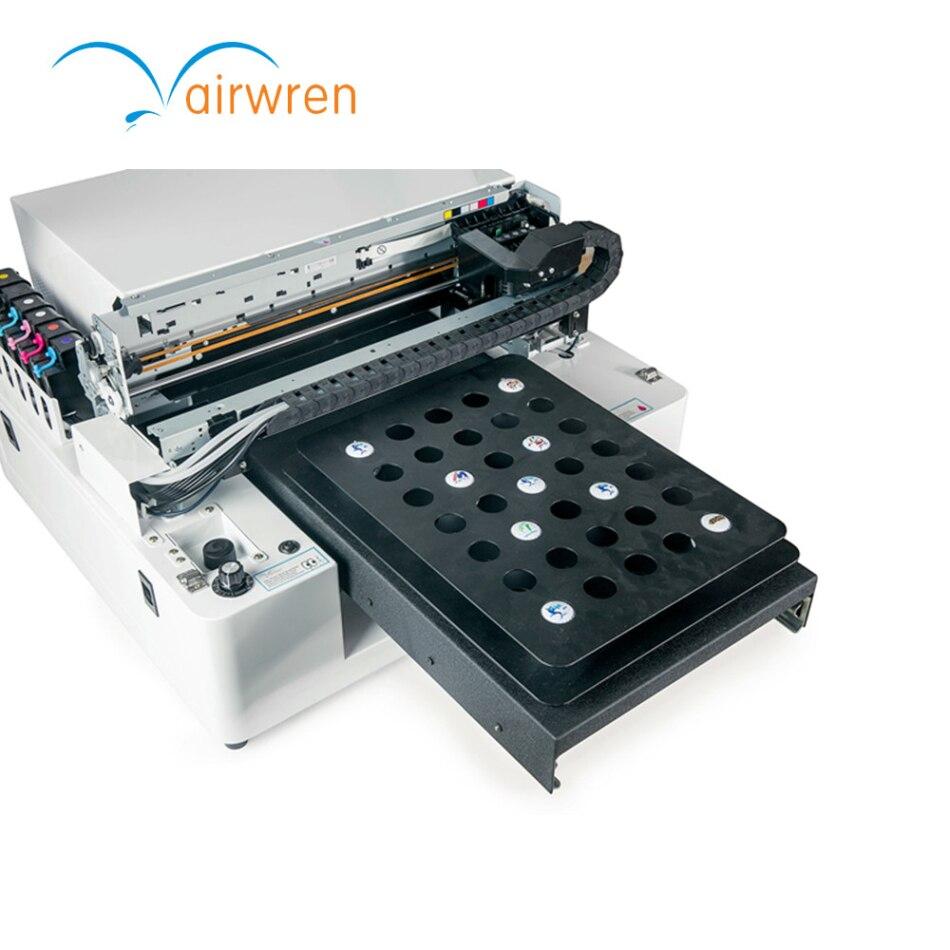 A3 размер УФ impressora smart Гольф мяч печатная машина с высоким разрешением