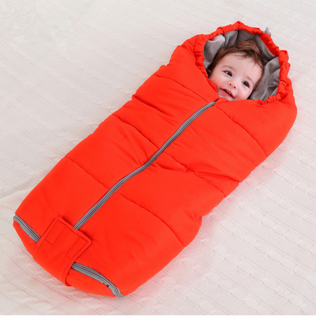 Baby stroller sleeping bag envelop footmuff winter strollers accessories stroller seat sleepsacks high quality Fleece Cosytoe