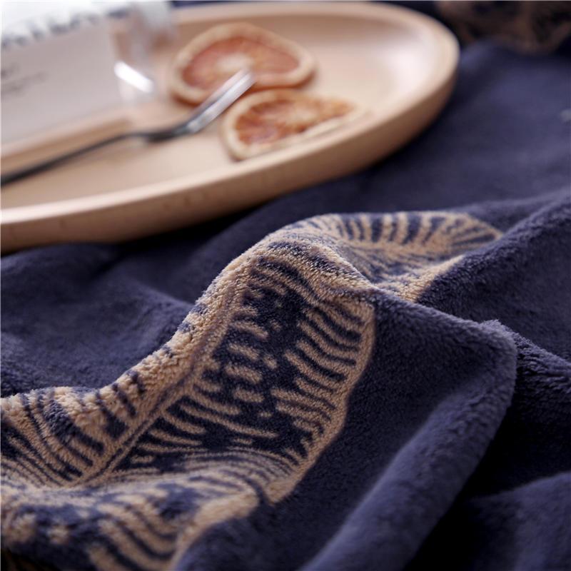 Offre spéciale 100% Polyester hiver drap de lit avec bande élastique matelas protecteur impression drap housse matelas couverture draps - 5