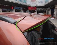 PAINT CAR REAR WING TRUNK LIP SPOILER FOR Mitsubishi Outlander 2013 2014 2015 2016 2017 2018 FAST BY EMS