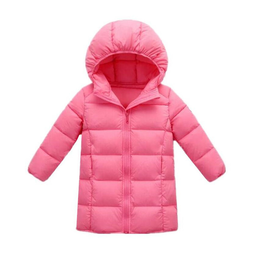 children's down jacket for girl winter coat for kids winter clothes boys down coat parka girl thick outerwear long hooded jacket