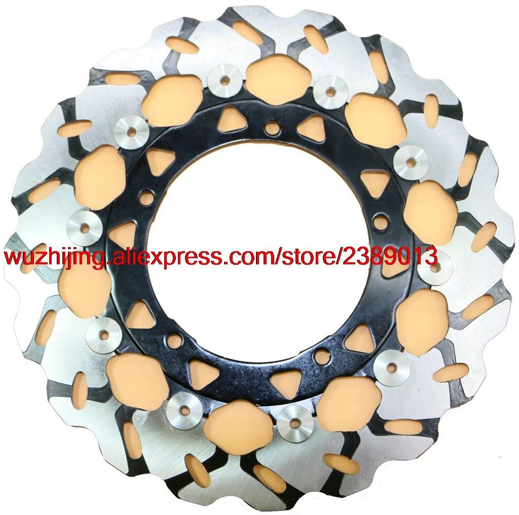 Brake Rotor fit YAMAHA FAZER 8 800 2010 2012 FZ8 800 2010 2013 SUPER TENERE XT1200